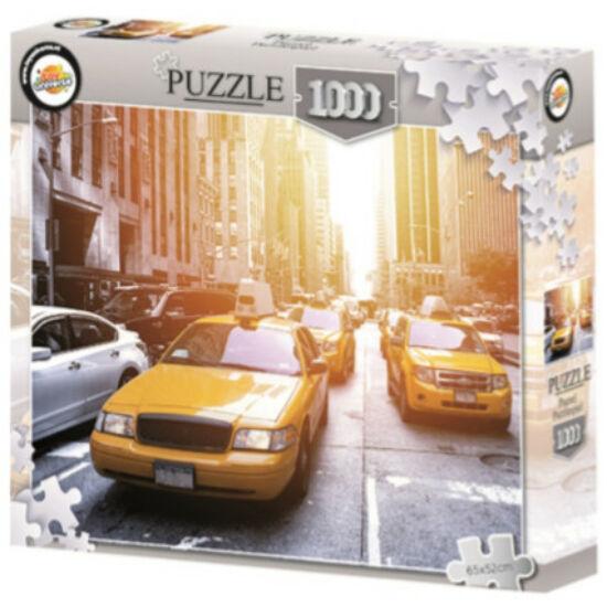 1000 darabos puzzle - New York